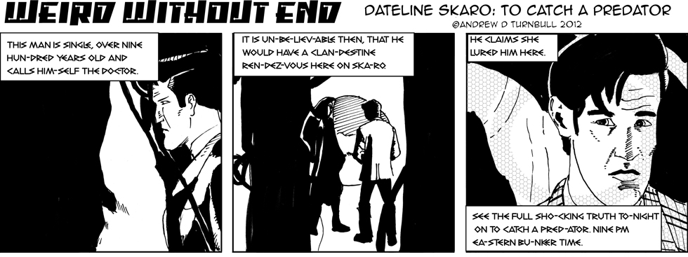 Dateline Skaro: To Catch A Predator