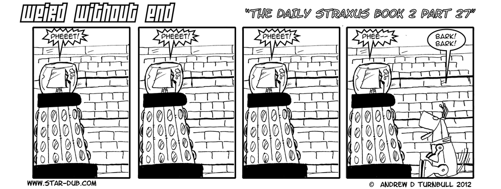 The Daily Straxus Book 2 Pt 27