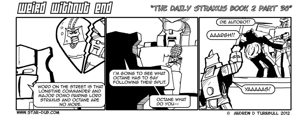 The Daily Straxus Book 2 Pt 36