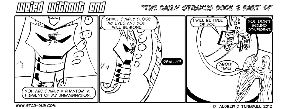 The Daily Straxus Book 2 Pt 44