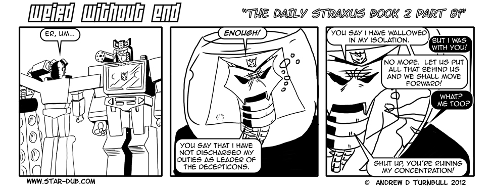 The Daily Straxus Book 2 Pt 81
