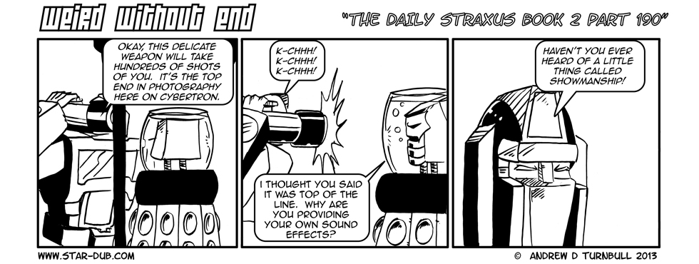 The Daily Straxus Book 2 Pt 190