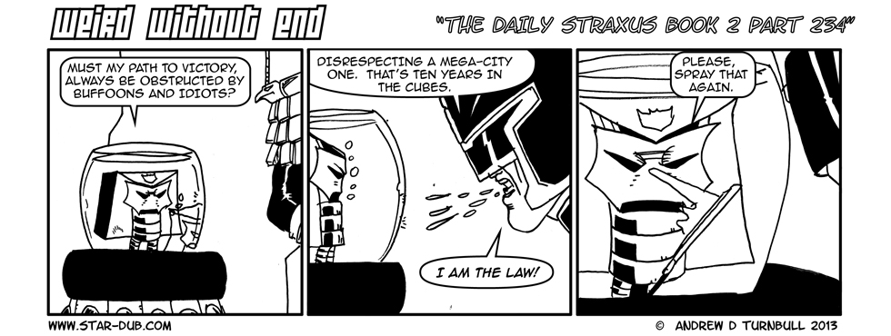 The Daily Straxus Book 2 Pt 234