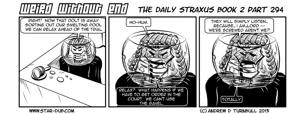 The Daily Straxus Book 2 Pt 294