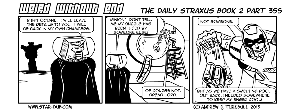 The Daily Straxus Book 2 Part 355