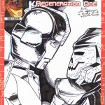 Kregeneration One Cover 1