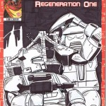 Kregeneration One Cover 4