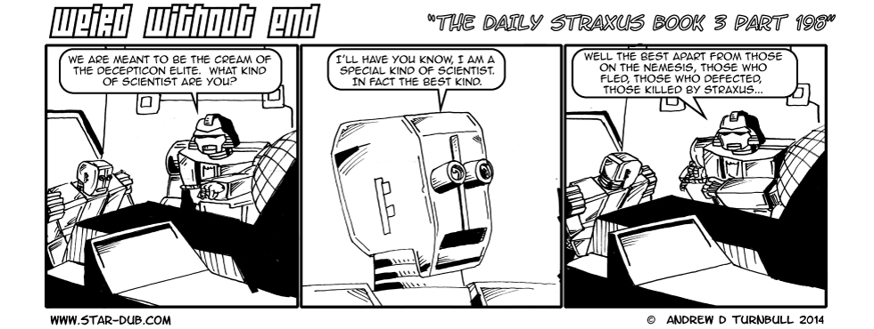 The Daily Straxus Book 3 Part 198