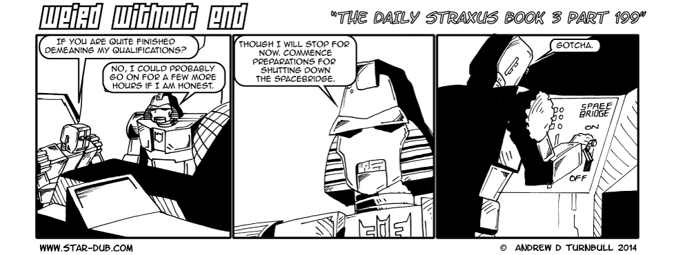The Daily Straxus Book 3 Part 199