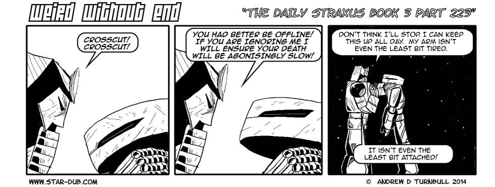 The Daily Straxus Book 3 Part 223