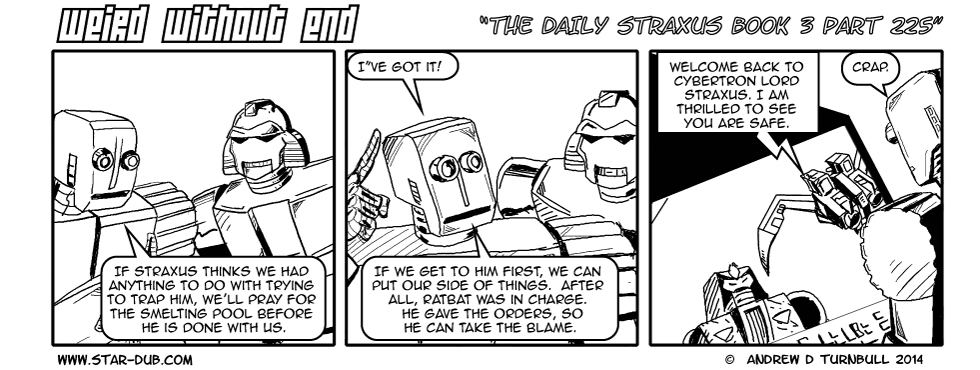 The Daily Straxus Book 3 Part 225