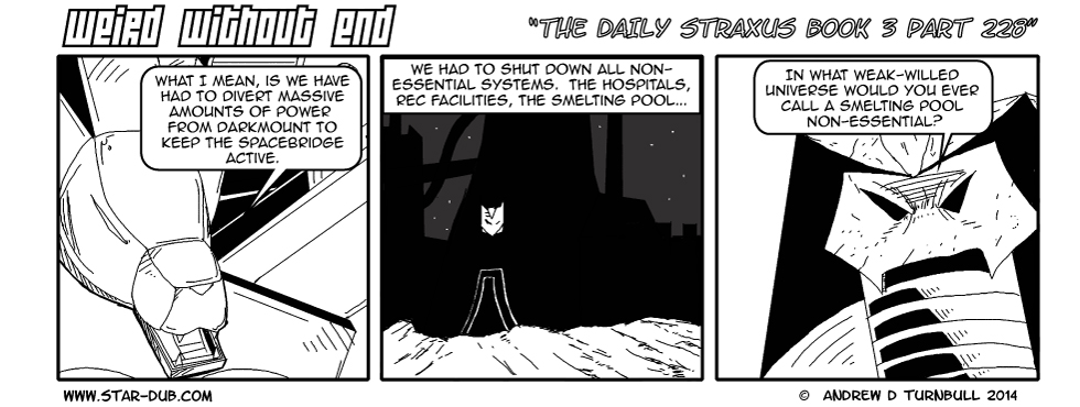 The Daily Straxus Book 3 Part 228