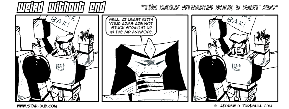 The Daily Straxus Book 3 Part 235