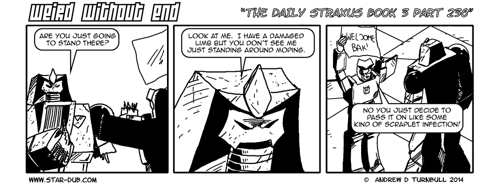 The Daily Straxus Book 3 Part 236