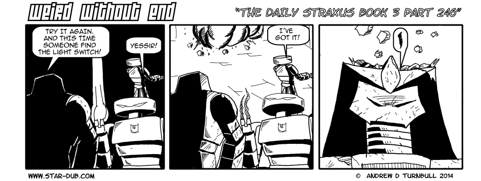 The Daily Straxus Book 3 Part 246