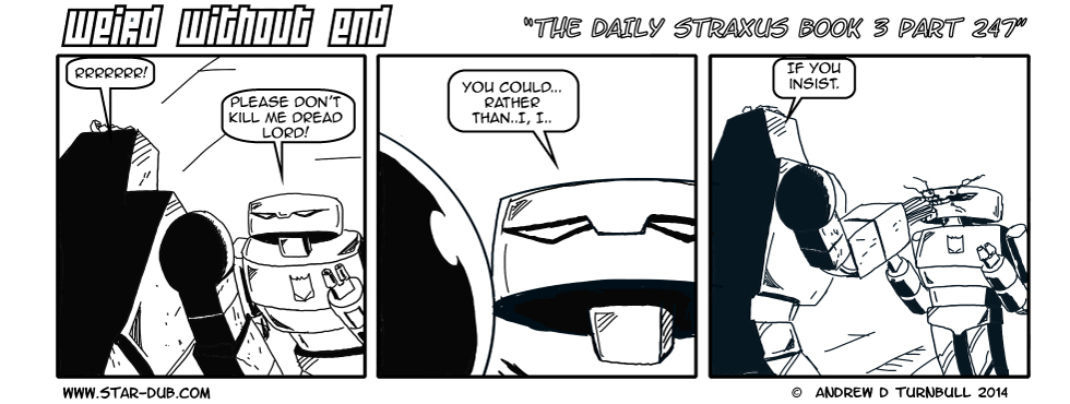 The Daily Straxus Book 3 Part 247
