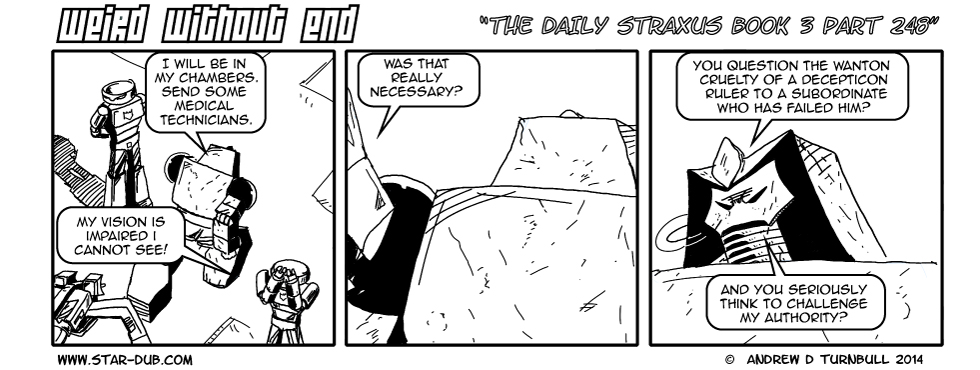 The Daily Straxus Book 3 Part 248