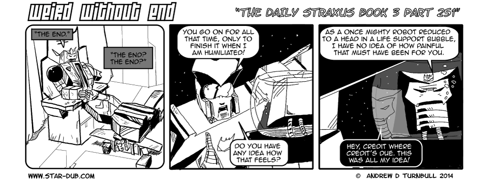 The Daily Straxus Book 3 Part 251