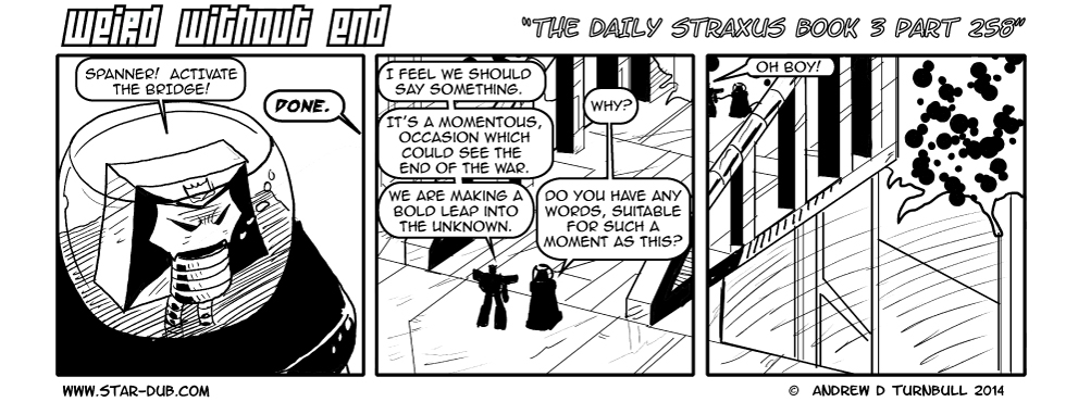 The Daily Straxus Book 3 Part 258