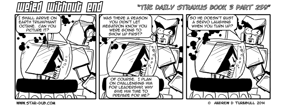 The Daily Straxus Book 3 Part 259